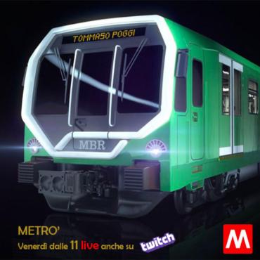 FLYER METRO Twitch