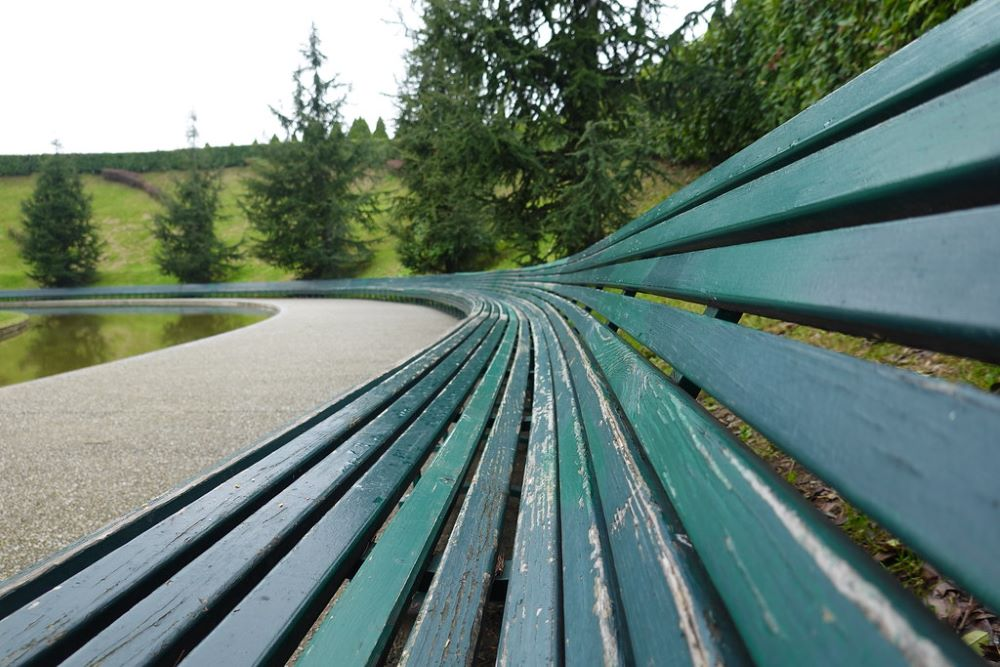 Panchina piu lunga del mondo