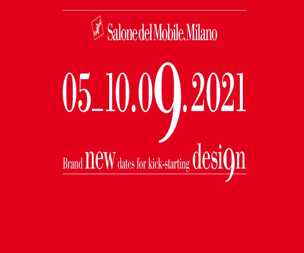 Ottima notizia per Milano: il Salone del Mobile 2021 si farà!