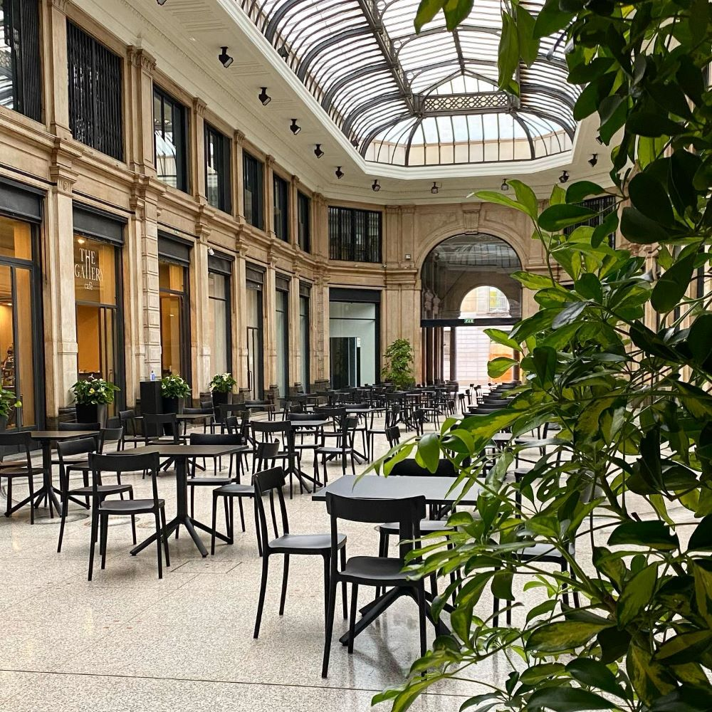 The Gallery café Meravigli